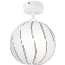 GLOBUS SKOS biały 1 plafon S - lampa sufitowa
