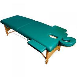 Stół Składany Do Masażu Komfort Wood At-007r Green, kup u jednego z partnerów