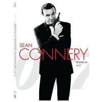 Kolekcja 007. Sean Connery, część 2 (DVD) - Różni (5903570157516)