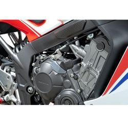 Crash pady PUIG do Honda CBR650F (czarne) z kategorii Crash pady motocyklowe