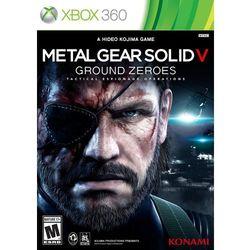 Metal Gear Solid 5 Ground Zeroes z kategorii [gry XBOX 360]