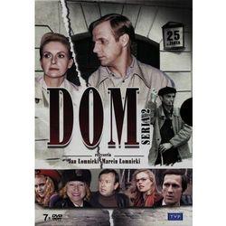 Film TELEWIZJA POLSKA S.A. Dom BOX cz.2 (7 DVD)