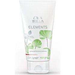 Wella Elements - odżywcza odżywka do każdego rodzaju włosów 200ml (4084500125704)