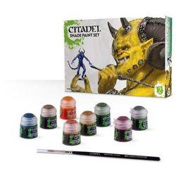 Citadel Shade Paint Set (60-23) GamesWorkshop 99179953002 (5011921064915)