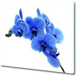 Deska do krojenia niebieska orchidea marki Tulup.pl