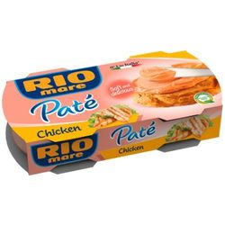 RIO MARE 2x84g Pasztet z kurczaka - sprawdź w wybranym sklepie