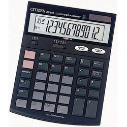 Kalkulator ct-666 - autoryzowana dystrybucja - szybka dostawa marki Citizen