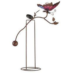 Paul neuhaus 19724-48 - led lampa solarna butterfly led/0,06w ip44 (4043689917111)