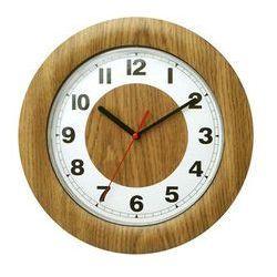 Zegar ścienny ramka jesion