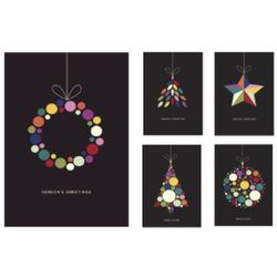 Belarto, Pakiet charytatywnych kartek świątecznych Unicef, 10 szt. ()