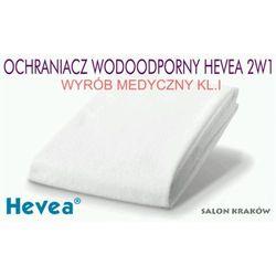 Ochraniacz 2w1 biały 120-140-160-180x200 marki Hevea