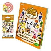 Nintendo 3DS Animal Crossing Album Kolekcjonerski +amiibo
