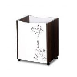 Klupś Pojemnik na zabawki Safari Żyrafka