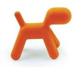 Krzesełko Puppy 45 cm pomarańczowe