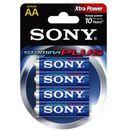 Sony Bateria alkaliczna LR6 blister 4szt.- wysyłka dziś do godz.18:30. wysyłamy jak na wczoraj!