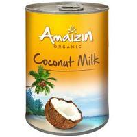 AMAIZIN 400ml Mleko kokosowe 17% Bio | DARMOWA DOSTAWA OD 150 ZŁ!
