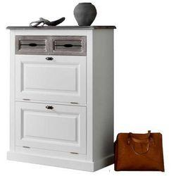 Świerkowa szafka na buty Letizia 1 - produkt z kategorii- szafki na buty