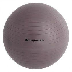 Insportline Piłka gimnastyczna  top ball 85 cm - kolor ciemny szary, kategoria: piłki i skakanki