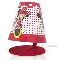 DISNEY - Lampka nocna LED Minnie Mouse Wys.24cm, 717643116