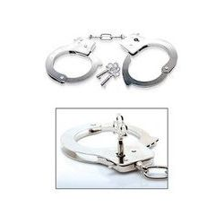 MANETTE FETISH FANTASY SERIES LIMITED EDITION METAL HANDCUFFS