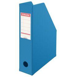 Pojemnik na dokumenty Esselte VIVIDA 7cm niebieski składany