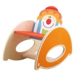 drewniane krzesełko bujane le cirque wyprodukowany przez Sevi