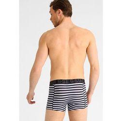 GStar WYSSEL 2 PACK Panty white/mazarine blue stripe/dark baron