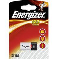 bateria foto litowa Energizer CR123