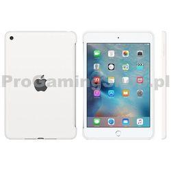 Etui oryginalne (silikonowe) do Apple iPad Mini 4, White - produkt z kategorii- Pokrowce i etui na tablety