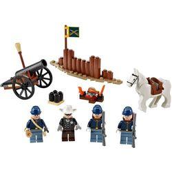 Lego LONE RANGER ZEST BUDOWY KAWALERII zestaw budowy kawalerii 79106, kategoria wiekowa [14+]