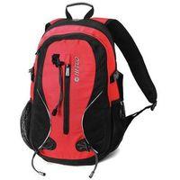 Plecak turystyczny 20l mandor  - czerwony - czerwony wyprodukowany przez Hi-tec