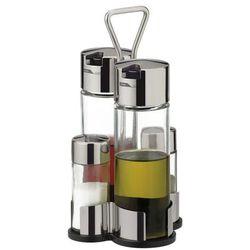 Tescoma Zestaw na olej, ocet, sól i pieprz CLUB (650354)