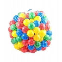 Piłki piłeczki kulki do suchego basenu- 200 szt.