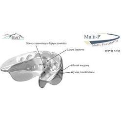 Rmo europe Aparat rmo multi-p - elastyczny aparat ortodontyczny - ortho aparat przeznaczony dla dzieci z uzęb