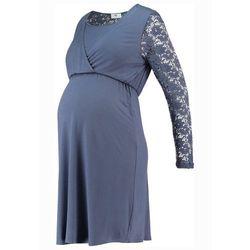 MAMALICIOUS MLLASON Sukienka z dżerseju vintage indigo, kup u jednego z partnerów