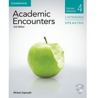 Academic Encounters: Human Behavior. Listening & Speaking. Podręcznik + CD (2012)