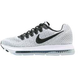 Nike Performance ZOOM ALL OUT Obuwie do biegania treningowe white/black z kategorii obuwie do biegania