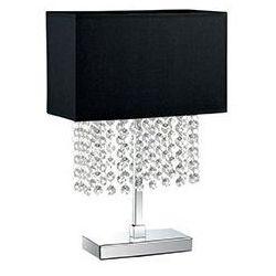 Phoenix tl1 113708 nero lampka nocna  marki Ideal lux