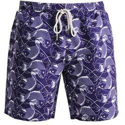Sundaze THE CONSCIOUS KOI Szorty kąpielowe dark blue