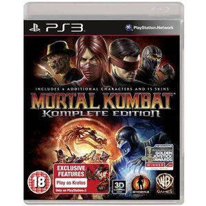 Mortal Kombat Komplete (PS3)