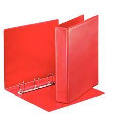 Segregator ofertowy  panorama 49761 a4/62/4ringi czerwony marki Esselte