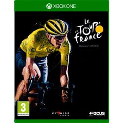 Gra Tour De France 2016 z kategorii: gry Xbox One