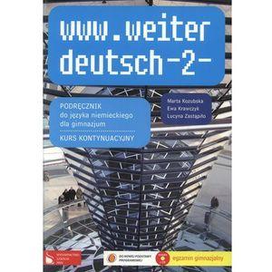 www.weiter deutsch 2 Podręcznik z płytą CD (2010)