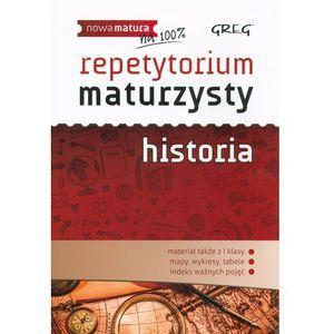 Historia Nowa Matura LO kl.1-3 Repetytorium maturzysty - Praca zbiorowa (496 str.)
