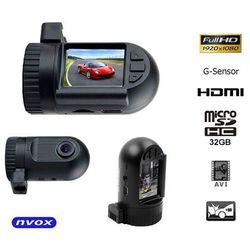 Nvox DV-R300S, kamerka samochodowa