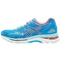 ASICS GELNIMBUS 19 Obuwie do biegania treningowe diva blue/flash coral/aqua splash