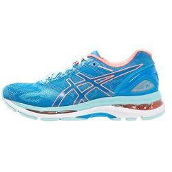 ASICS GELNIMBUS 19 Obuwie do biegania treningowe diva blue/flash coral/aqua splash (buty do biegania) od Zalan