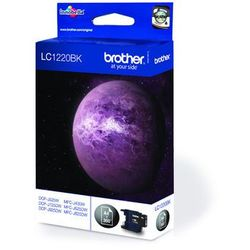 Brother LC-1220BK ink cartridge (4977766696357)