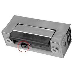 Rygiel elektromagnetyczny (elektrozaczep) re-31g2 symetryczny z wyłącznikiem 12v ac/dc wyprodukowany przez E