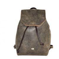 JAZZY RISK UP! 159 plecak skóra naturalna firmy Daag unisex